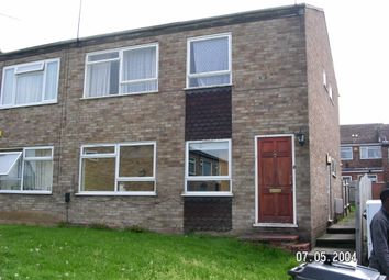 Thumbnail 2 bed maisonette to rent in Luther Close, Edgware, Middlesex