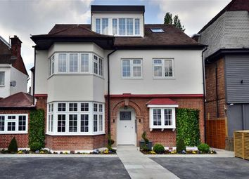 Thumbnail 3 bed flat for sale in Ravenscroft Avenue, Golders Green