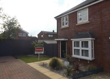 Thumbnail 3 bed semi-detached house for sale in Meadow Hill Close, Kidderminster