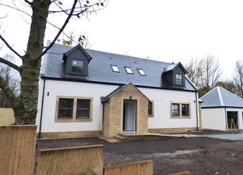 Thumbnail 5 bed detached house for sale in Peebles Road, Penicuik