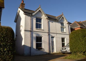 Thumbnail 3 bed detached house for sale in Wyatts Lane, Northwood, Nr Cowes