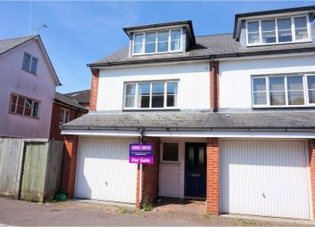 3 bed town house for sale in Cambridge Road, Inner Avenue, Southampton SO14