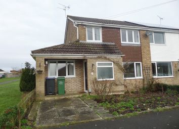 Thumbnail 4 bed semi-detached house to rent in Sheridan Drive, Royal Wootton Bassett, Swindon