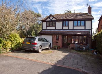 Thumbnail 4 bed detached house for sale in Isaacs Close, Talbot Village, Poole