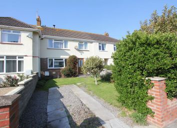 Thumbnail 3 bed terraced house for sale in St. Davids Avenue, Llantwit Major