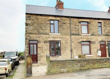 Thumbnail 3 bed end terrace house to rent in Parkhouse Road, Lower Pilsley, Chesterfield, Derbyshire