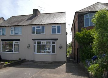 Thumbnail 3 bedroom semi-detached house for sale in Spencer Road, Belper