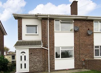 Thumbnail 3 bed semi-detached house for sale in 20, St Davids Close, Bulwark, Chepstow, Monmouthshire