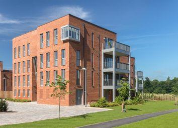 "Thumbnail 2 bedroom flat for sale in ""Vista Apartment"" at Hauxton Road, Trumpington, Cambridge"