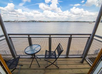 Thumbnail 2 bedroom flat for sale in Russell Quay, West Street, Gravesend, Kent