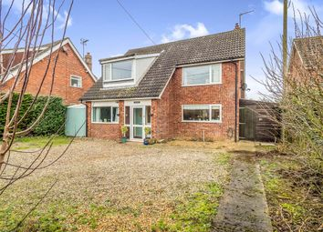 Thumbnail 3 bed detached house for sale in Cherrytree Road, Plumstead, Norwich