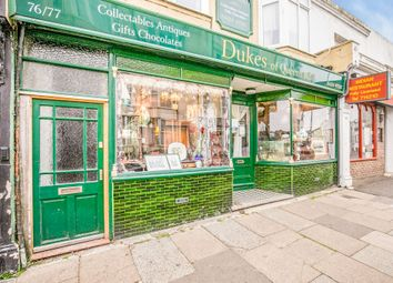 Thumbnail Commercial property for sale in Queens Road, Hastings