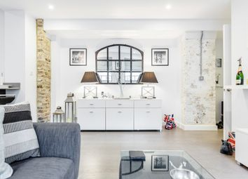 Thumbnail 2 bed flat for sale in St. James Mansions, Mcauley Close, London