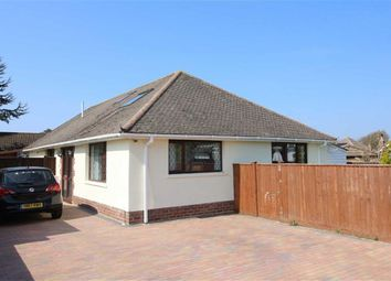Thumbnail 4 bedroom detached bungalow for sale in Heathwood Avenue, Barton On Sea, New Milton