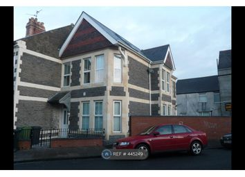 Thumbnail 2 bed flat to rent in Machen Place, Cardiff