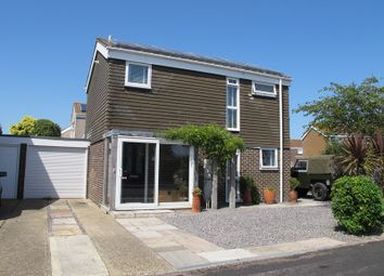 Thumbnail 3 bed detached house for sale in Avon Close, Lee-On-The-Solent, Hampshire