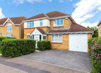 Thumbnail 4 bed detached house for sale in Marsh View, Gravesend, Kent
