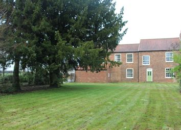 Thumbnail 4 bed country house to rent in Beals Lane, Sutton On Derwent, York