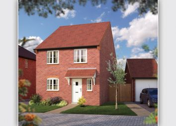 "Thumbnail 4 bed detached house for sale in ""The Salisbury"" at Ash Road, Cuddington, Northwich"