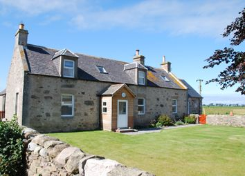 Thumbnail 5 bed farmhouse to rent in Blairnafade, Nairn
