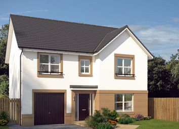 "Thumbnail 4 bedroom detached house for sale in ""The Norbury"" at Bowmont Terrace, Dunbar"