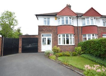 Thumbnail 3 bed semi-detached house for sale in Churston Road, Childwall, Liverpool