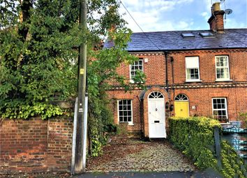 Thumbnail 2 bed terraced house to rent in Cambridge Road, Marlow, Buckinghamshire