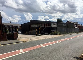 Thumbnail Warehouse for sale in 350-360 Moorside Road, Swinton, Manchester