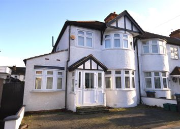 Thumbnail 4 bed end terrace house for sale in Belmont Avenue, New Malden