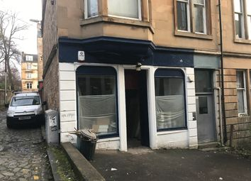 Thumbnail Retail premises to let in Gibson Street, Glasgow