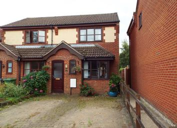 Thumbnail 2 bed semi-detached house for sale in Briston, Melton Constable, Norfolk