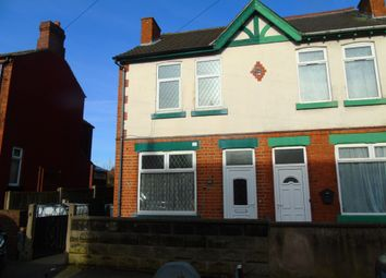 Thumbnail 3 bed town house to rent in Downing Street, South Normanton, Alfreton