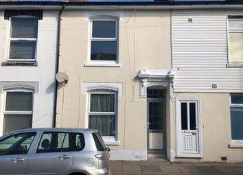Thumbnail 6 bed terraced house to rent in Telephone Road, Southsea