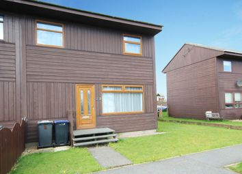 Thumbnail 2 bed semi-detached house for sale in Golf Road, Peterhead, Aberdeenshire