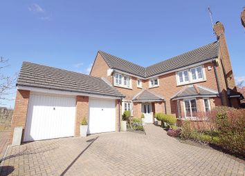 Thumbnail 5 bed detached house for sale in The Manor, St. Helens