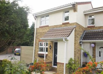 Thumbnail 2 bed end terrace house to rent in Bickford Close, Barrs Court, Bristol