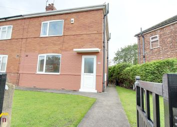 Thumbnail 2 bed semi-detached house to rent in Millfield Road, Thorne