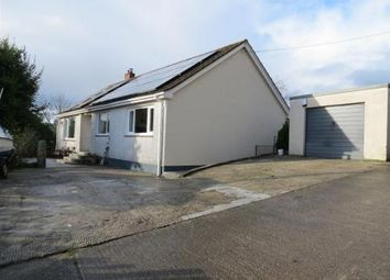 Thumbnail 4 bed detached bungalow for sale in Kilhallon, Par