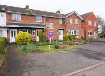 Thumbnail 2 bed terraced house for sale in Acacia Crescent, Bilbrook, Wolverhampton