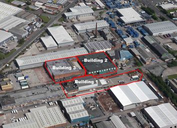 Thumbnail Warehouse to let in Mosley Road, Trafford Park