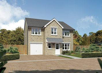 "Thumbnail 5 bed detached house for sale in ""Heddon"" at Troon"
