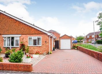 Thumbnail 2 bed bungalow for sale in Taylor Crescent, Swindon