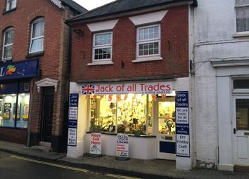 Thumbnail Commercial property to let in Secondhand Tool Shop, Wimborne