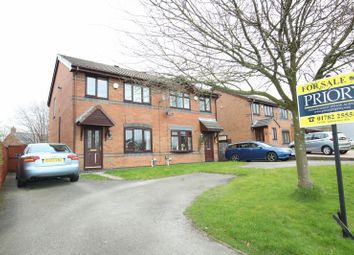Thumbnail 3 bed semi-detached house for sale in Pennine Way, Biddulph, Stoke-On-Trent
