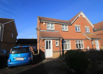 3 bed semi-detached house for sale in Samoa Way, Eastbourne BN23