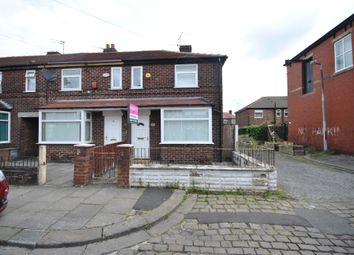 Thumbnail 2 bed end terrace house for sale in Lewis Street, Eccles Manchester