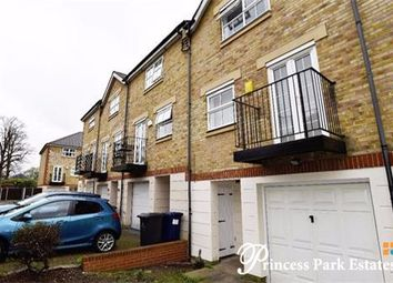 Thumbnail 4 bed terraced house to rent in Highgrove Close, London