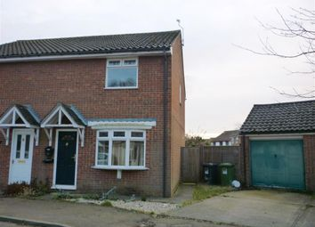 Thumbnail 3 bed property to rent in Norman Close, Fakenham