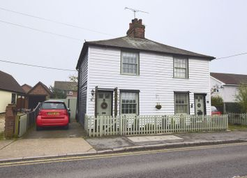 Thumbnail 2 bed cottage to rent in Hart Road, Benfleet
