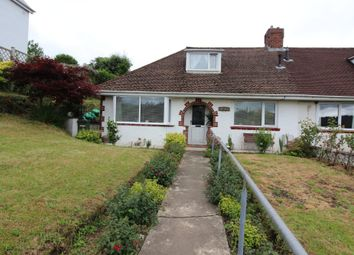 Thumbnail 2 bed semi-detached bungalow for sale in Gilboa Road, Newbridge, Newport